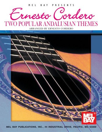 2 popular Andalusian Themes: for guitar