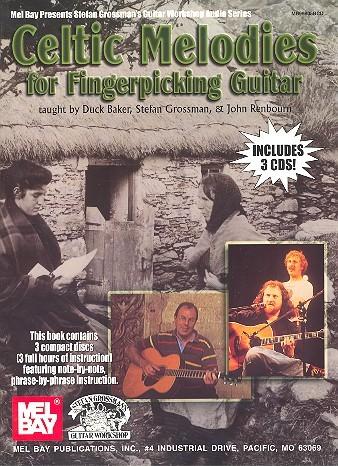 Celtic Melodies (+ 3 CD\