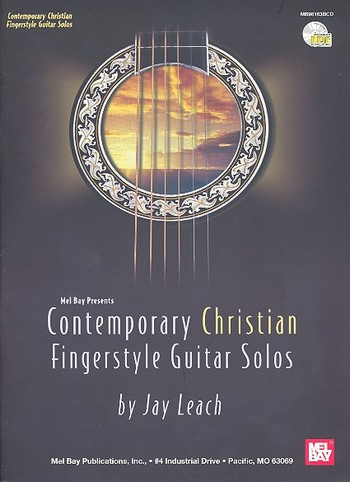 Contemporary Christian Fingerstyle Solos (+CD): for guitar