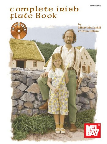 Complete irish flute book (+CD)