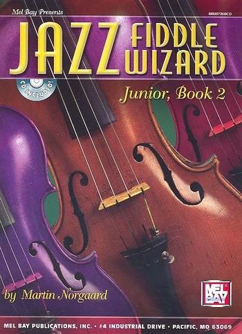 Jazz Fiddle Wizard Junior vol.2 (+CD)