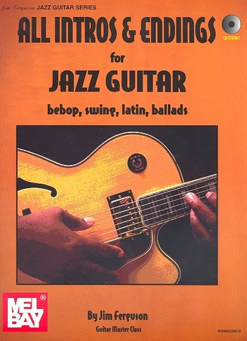 All Intros and Endings (+CD): for jazz guitar