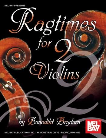 Ragtimes: for 2 violins