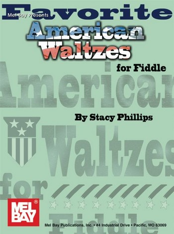 American Waltzes: for Violin