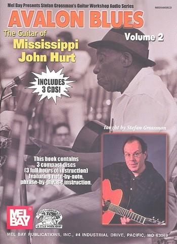 Avalon Blues vol.2 (+3CD\