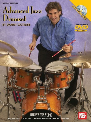 Advanced Jazz Drumset Chart (+DVD-Video)