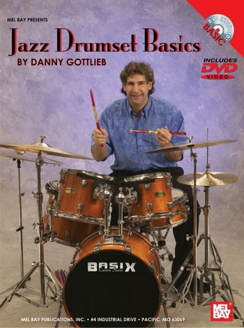 Jazz Drumset Basics Chart (+DVD-Video)