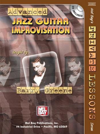 Advanced Jazz Guitar Improvisation (+CD)