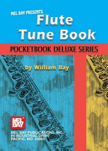 Flute Tune Book: Pocketbook Deluxe Series