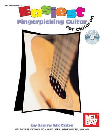 Easiest Fingerpicking Guitar for Children (+CD): for guitar/tab