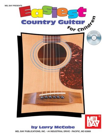 Easiest Country Guitar for Children (+CD): for guitar/tab
