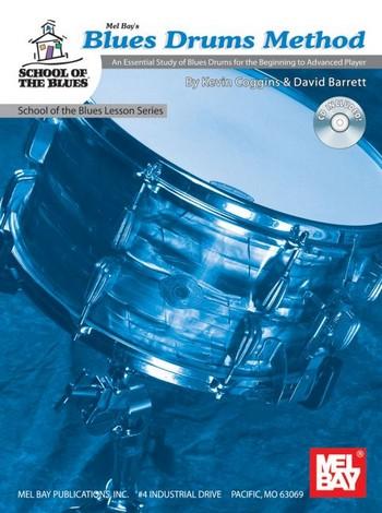 Blues Drums Method (+CD)
