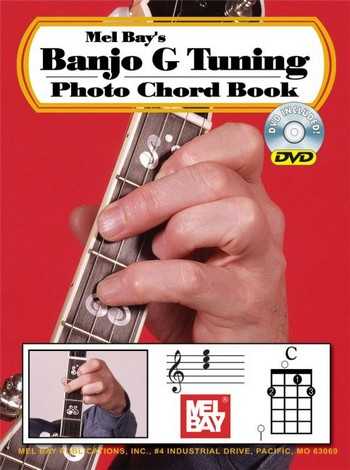 Banjo G Tuning Photo Chord Bool (+DVD-Video)