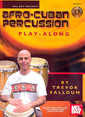 Afro-Cuban Percussion Chart (+CD)