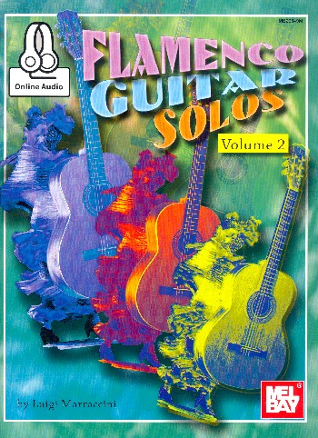 Flamenco Guitar Solos vol.2 (+Online Audio): for guitar/tab
