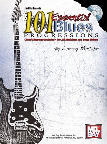 101 essential Blues Progressions (incl. Online-Audio): for all musicans and songwriters