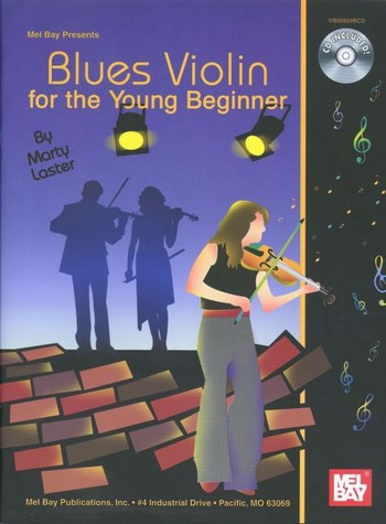 Blues Violin for the young Beginner (+Online Audio):