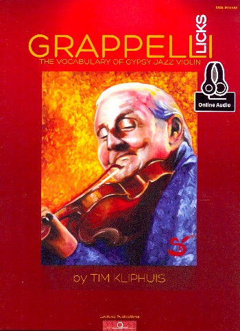 Grappelli Licks - The Vocabulary of Gypsy Jazz Violin (+Online Audio Access)