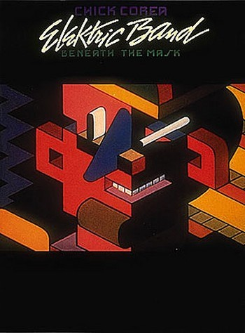 CHICK COREA: BENEATH THE MASK SCORE FOR BAND (KEYB, GUIT, BASS, DRUMS,