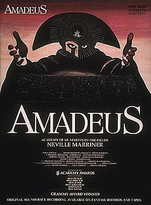 Amadeus: Piano Solos from the film