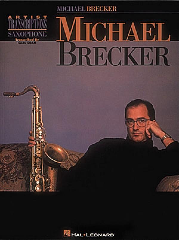 Artist Transcriptions Saxophone