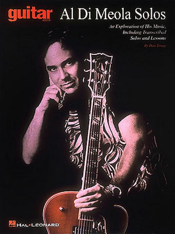 Al di Meola Solos: for guitar