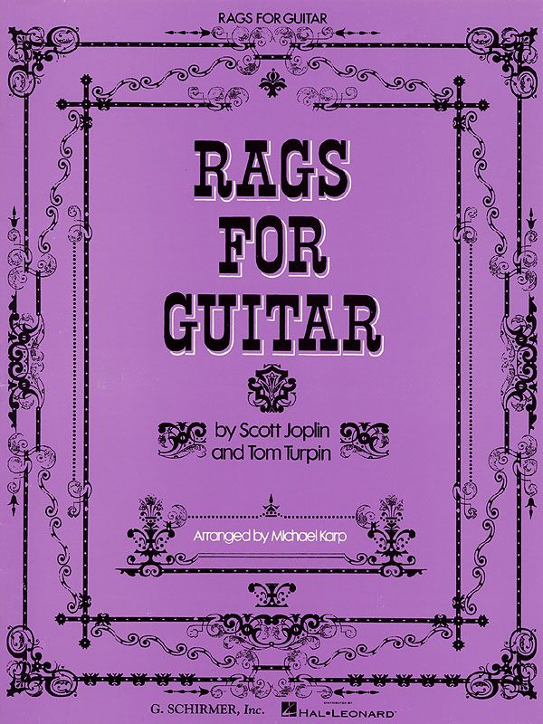 Rags: for Guitar