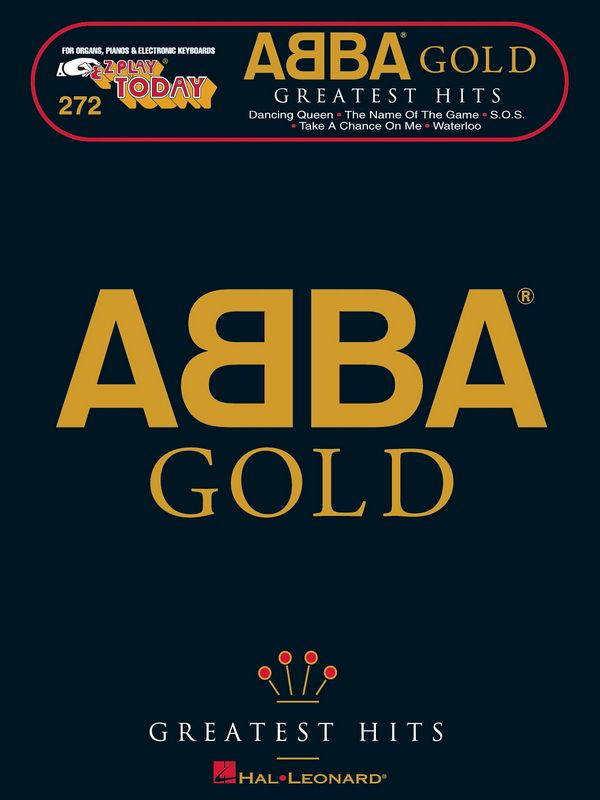 - Abba Gold : Greatest Hits