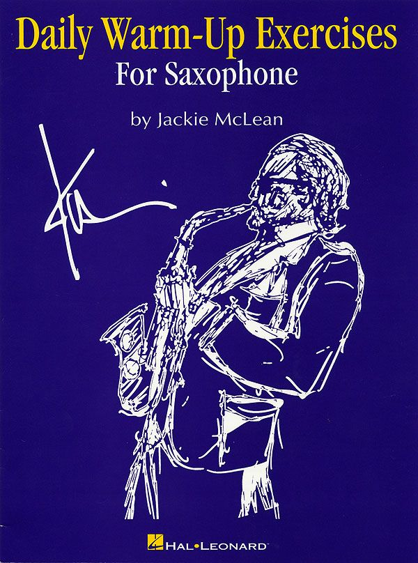 Daily Warm-up Exercises: for saxophone