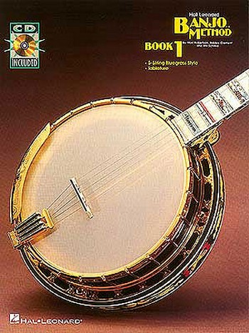 Banjo Method vol.1 (+CD): for 5-String Bluegrass/Tab