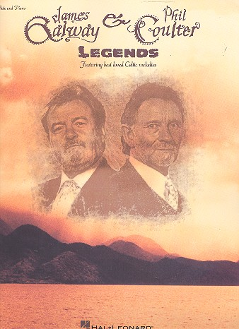 Legends: Celtic Melodies for flute and piano