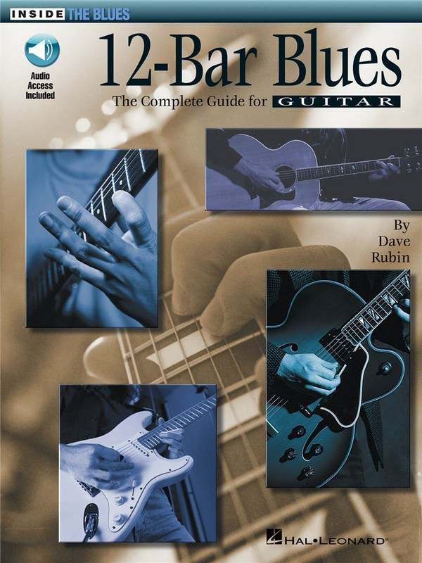 12-Bar Blues (+CD): The complete guide for guitar