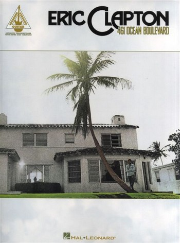 Eric Clapton: 461 Ocean Boulevard songbook voice/guitar/tab