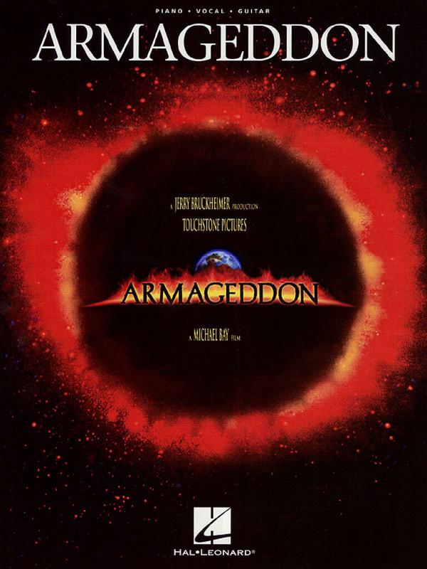 ARMAGEDDON: SONGBOOK ZUM FILM
