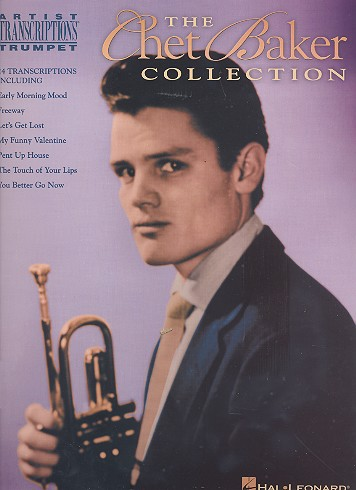 Chet Baker: Collection artist transcriptions for