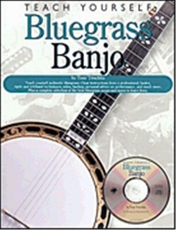 Teach yourself Bluegrass Banjo