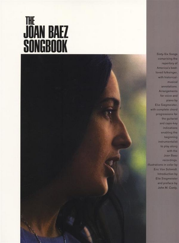 Baez, Joan - The Joan Baez Songbook :