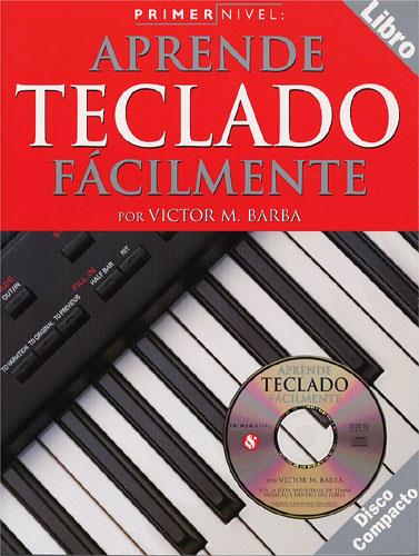 Aprende Teclado Facilmente Vol.1 (+CD)