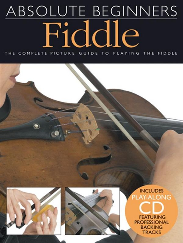 Absolute Beginners (+CD): for fiddle