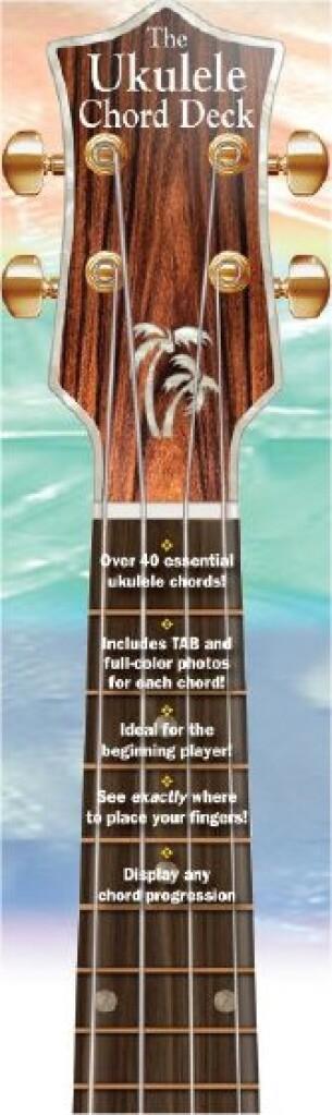 The Ukulele Chord Deck