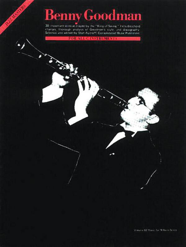 Benny Goodman: for clarinet