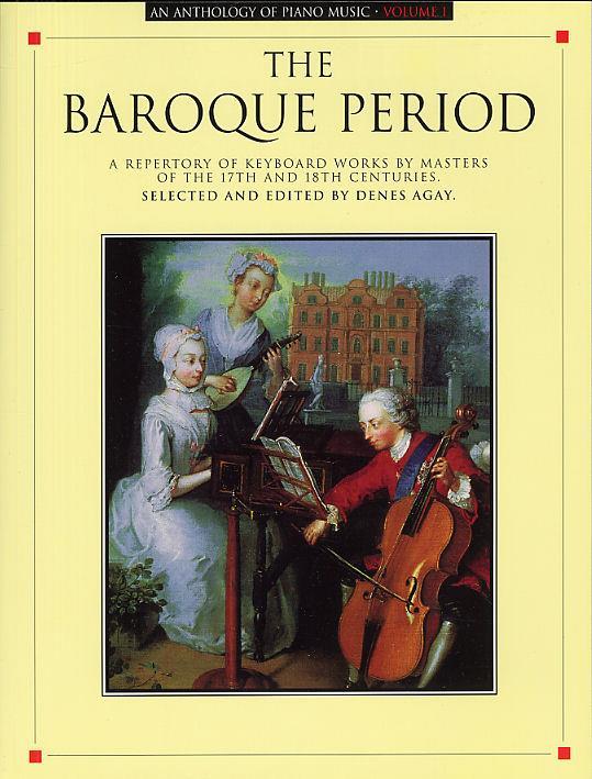 - Anthology of Piano Music vol.1 :