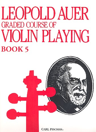 Graded Course of Violin Playing vol.5: for 2 violins and piano