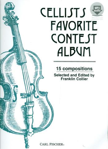 - Cellist's Favorite Contest Album (+MP3 Download) :