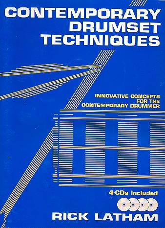Contemporary Drumset Techniques (+4 CD\