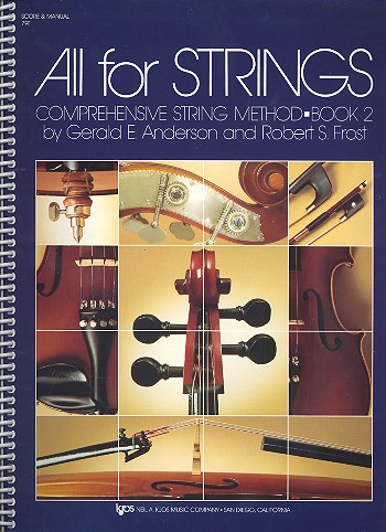 All for Strings vol.2: score and manual