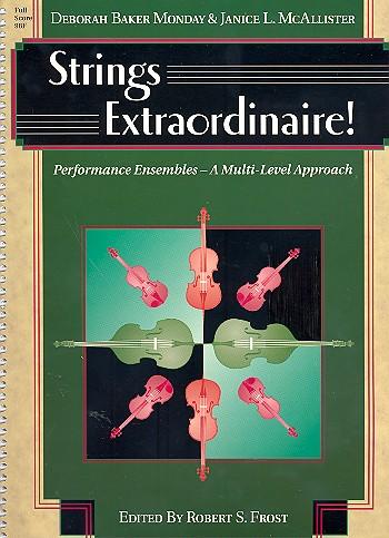 - Strings extraordinaire : für