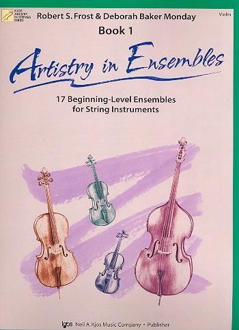 Artistry in Ensembles vol.1: for string ensemble