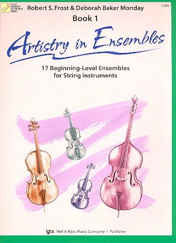 Artistry in Ensembles vol.1: for string ensemble cello