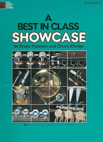 A Best in Class Showcase: baritone bass clef